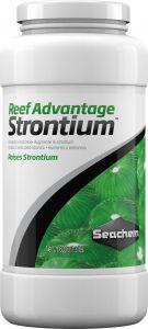 Seachem Reef Advantage Strontium™ / Добавка стронция в рифовый аквариум, 600 гр.
