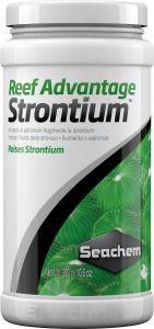 Seachem Reef Advantage Strontium™ / Добавка стронция в рифовый аквариум, 300 гр.