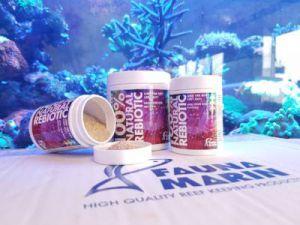 Fauna Marin ReBiotic 100% Natural 100 ml /Смесь бактерий для восстановления системы, 100 мл