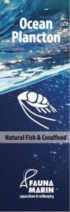 Fauna Marin Ocean Plankton / Океанический планктон для кормления кораллов и рыб, 250 мл