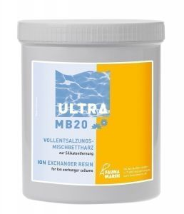 Ultra MB 20 5500ml / Ионнообменная смола, 5500 мл