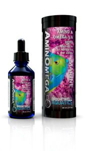 BA AminOmega - 60 ml /Аминокислоты и Омега кислоты для рыб, 60 мл