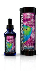 BA AminOmega - 125 ml /Аминокислоты и Омега кислоты для рыб, 125 мл