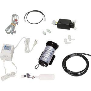 High Flow Booster Pump w/Liquid Level Control Operation/ Высокопроточная усиливающая помпа с автоматическим контролем уровня жидкости