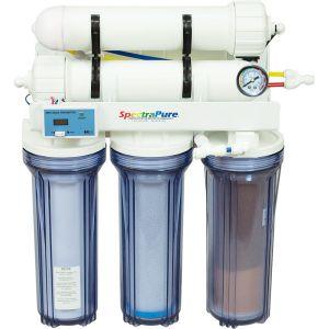 CSPDI Manual Flush 180-GPD RO/DI System система с ручной промывкой мембраны