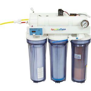 CSPDI Automatic Flush 90-GPD RO/DI System система с автоматической промывкой мембраны