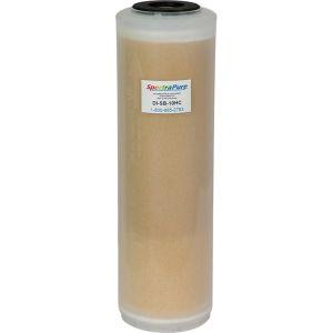 SuperDI SilicaBuster DI Cartridge (Non Color Indicating)/ Суперпроизводительный антисиликатный картридж с нецветоинд. смолой
