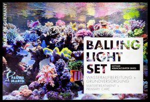 Ultra Balling Light® Set / Набор солей Баллинга Light, микроэлементов и канистр