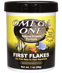 OmegaOne First Flakes, 5.3 oz./ Хлопья Фёрст Флэйкс, 148 гр.