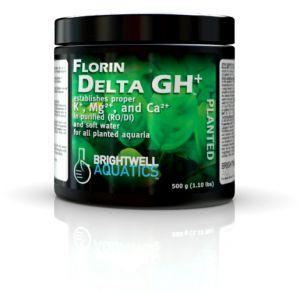 BA Florin Delta GH+ 500g /Обогащение очищенной воды для растит. аквариумов, 500 г.