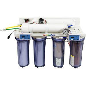 MaxCap® 180-GPD 5-Stage RO/DI System с автоматической промывкой