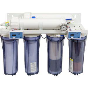 MaxCap® 180-GPD 5-Stage RO/DI System с ручной промывкой мембраны