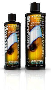 BA Macrovore - 250 ml / Корм для анемонов, LPS и планктоноядных, 250 мл
