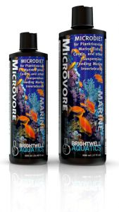 BA Microvore - 250ml / Микродиета для кораллов и рыб, 250 мл