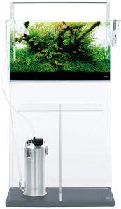 Cube Cabinet Clear for W60xD30/ Стеклянная тумба для аквариума 60х30 см