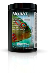 BA NitratR - 3.8 l / Смола, адсорбирующая нитрат, 3.8 л