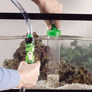 Python 50ft No Spill Clean & Fill®/ Система слива-налива воды и чистки грунта без пролива,15 м