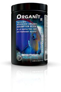 BA OrganitR - 500 ml / Смола для удаления растворенной органики, 500 мл