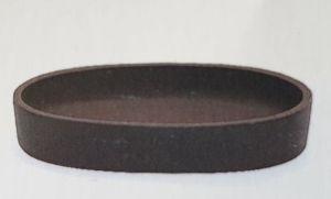 Ceramic Pot Oval Type M/ Керамическая плошка овальная с Amazonia
