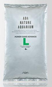 Power Sand Advance L (6L) / Питательный субстрат-подложка, крупный, 6 л