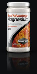 Seachem Reef Adv. Magnesium / Добавка магния порошкообр., 600 гр.