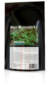 BA ReefBlizzard-L; 100G / Сухой планктон для LPS кораллов, рыб, 100 гр.