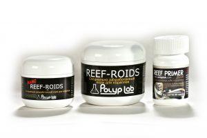 Reef-roids Professional / Корм для кораллов, 120 гр.