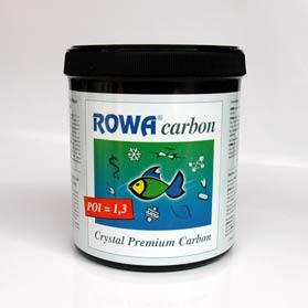 RowaCarbon 500ml / Активированный уголь Рова, 500 мл