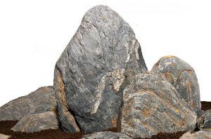 Небесно-голубой темный камень, 1 кг