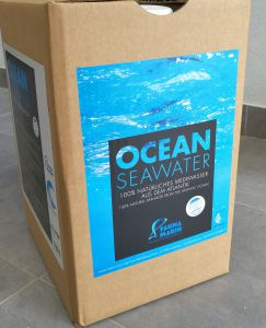 Fauna Marin Ocean Seawater/ Натуральная морская вода, 20 л