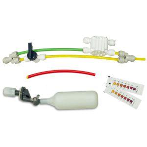 Manual Mem Flush Valve Kit 90gpd RO & RODI Systems/Комплект ручной промывки мембраны 90 GPD