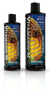 BA Vitamarin-M - 250 ml /Мультивитамины для рыб и кораллов, 250 мл