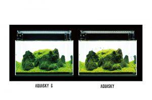 ADA AQUASKY G 301 С-Plug / LED-светильник зеленый для аквариумов 30 см