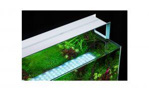ADA AQUASKY RGB 60 Silver (C plug) / LED светильник RGB для аквариума 60 см серебристый