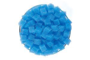 Bio Cube 45 (2L) Blue  / Стартовый бионаполнитель для фильтра - Голубой