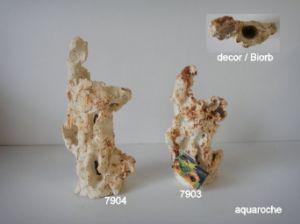 Каньоннный камень-укрытие для труб, высота 28 см