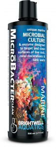 MicroBacterCLEAN 250ml / Бактериальная смесь для очищения камней, 250 мл