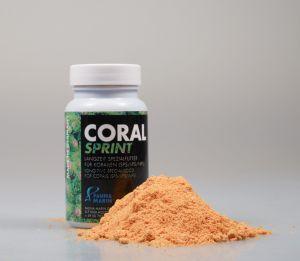 Coral Sprint 100ml / Долгосрочный Корм для кораллов (SPS,LPS,NPS), 100 мл