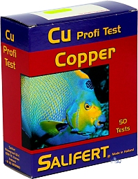 Copper Profi-Test / Тест на медь