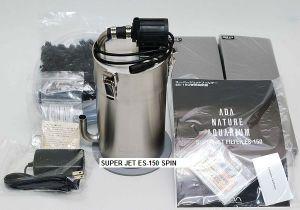 Super Jet Filter ES-150 (SPIN TYPE)С Plug / Внешний фильтр с евровилкой