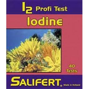 lodine Profi-Test /Тест на содержание иода
