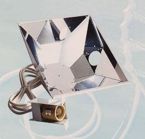 Lumen Arc III / Отражатель для МГ и Na ламп большой