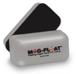 Mag-Float Aquarium Glass Cleaner Small / Плавающий магнитный скребок для силикатного стекла (до 5 мм)