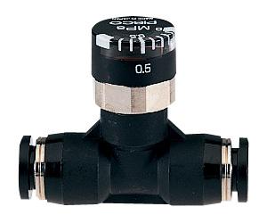 Mini Gauge (in-line) - Мини измеритель давления газа в системе подачи СО2 встраиваемого типа