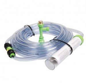 Python 75ft No Spill Clean & Fill®/ Система слива-налива воды и чистки грунта без пролива,22.5 м