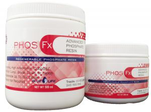 Blue Life PHOS Fx, 250 ml/ Восстанавливаемая антифосфатная смола, 250 мл