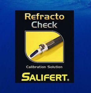 Salifert Refracto Check / Калибр. жидкость для рефрактометра, 10 мл