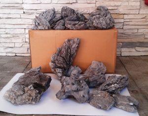 Камни для Природного Аквариума Ryuoh Stone размер S в развес, 1 кг