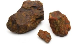ADA Sado-Akadama stone - Декоративный природный камень