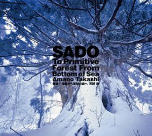 Photo book`SADO-To Primitive Forest from Bottom of Sea`/ Фотоальбом работ Т. Амано